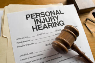 Injury Lawyer - personal injury clams
